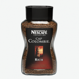 Nescafe Cap Colombie
