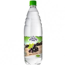 Highland Spring Sparkling 24 x 500ml Pet