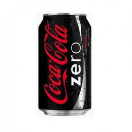 Coke Zero can 24 x 330ml