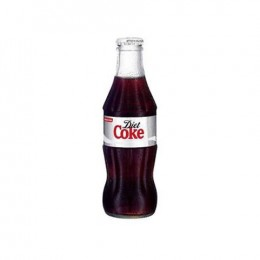 Diet Coke Glass 24 x 200ml