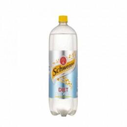 Schweppes Diet Lemonade 6 x 2lt
