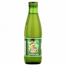 Schweppes Canada Dry Ginger Ale 24 x 200ml nrb