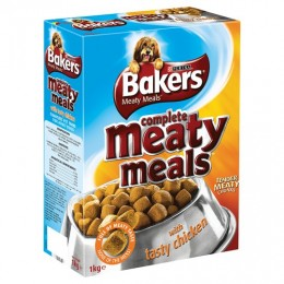 Bakers Meaty Meals - Chicken