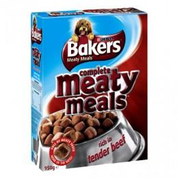 Bakers Meaty Meals - Beef