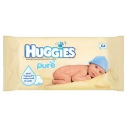 Huggies Wipes - Pure
