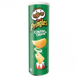 Pringles - Cheese & Onion