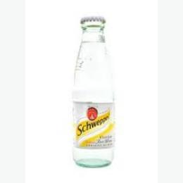 Schweppes Slimeline Tonic Water Glass Bottle