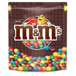 M&M Chocolate Pouch