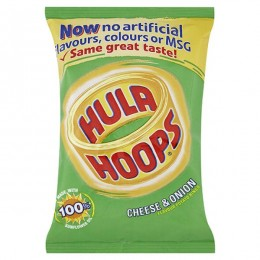Hula Hoops Cheese n Onion