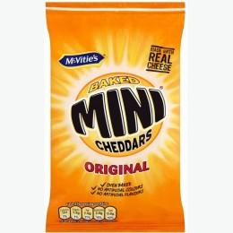 Baked Mini Cheddars Original